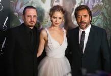 Jennifer Lawrence in dress