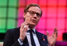 Alexander Nix CEO Cambridge analytica