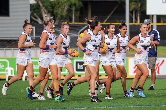 Adelaide AFLW team