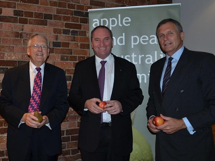 Staff of Barnaby Joyce's pesticides regulator leave in droves