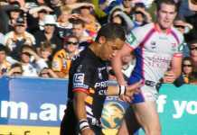 Rugby League - Benji Marshall