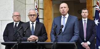 Dutton brushes off racism claims regarding South African farmers
