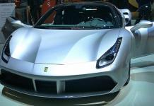 Man drives new Ferrari into a tree only a couple hours after its delivery