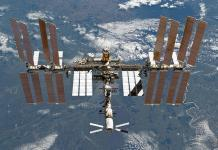 space harpoon space debris help ISS