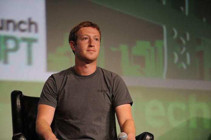 Facebook Mark Zuckerberg Cambridge Analytic
