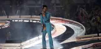 Prince performance