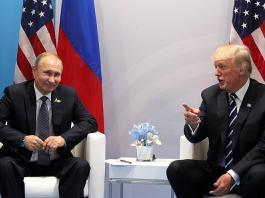 Donald Trump defends his congratulating of Vladimir Putin