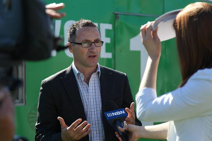 Greens leader Di Natale gives warning to renegade party members