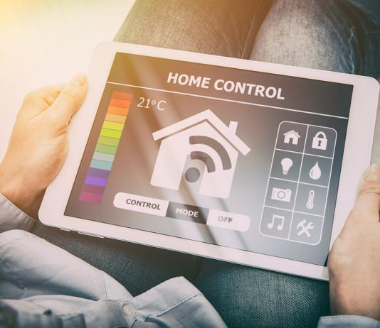 Controlling house over IoT