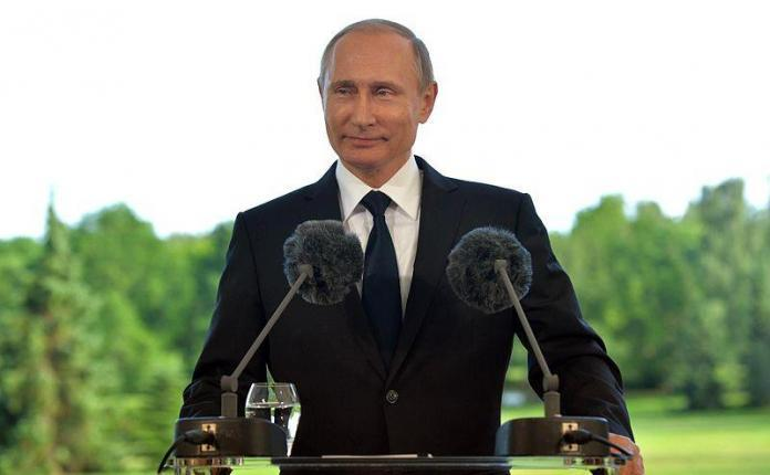Vladimir Putin regains his Russian presidency