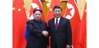 China is beating Trump at North Korean diplomacy