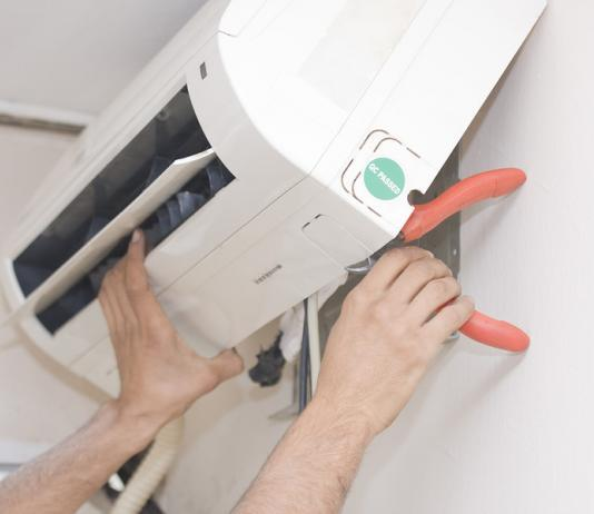 How often does an AC need a service or repair?