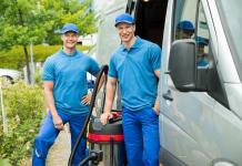 cleaning tips to get your bond back cleaning men