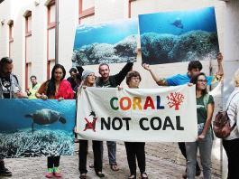 Adani coal mine protests