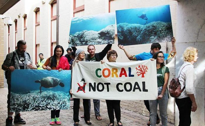 Adani coal mine protests