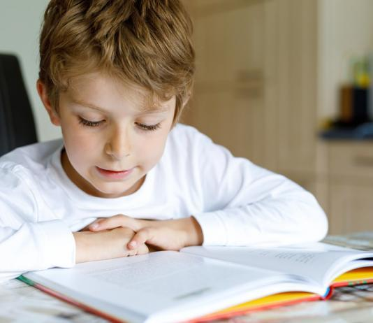 It is important for children to read: Make it enjoyable