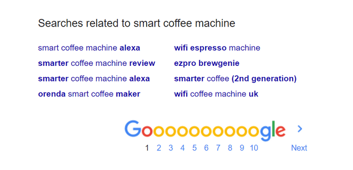 Smart coffee machine