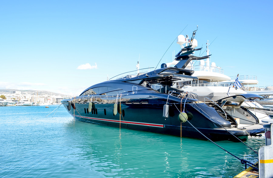 Modern Yachts Luxury