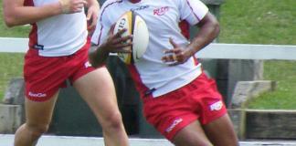 Australian Super Rugby player Aidan Toua