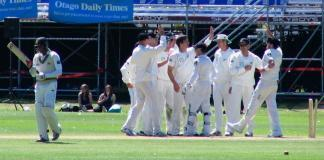 Famously nice cricket team the Black Caps