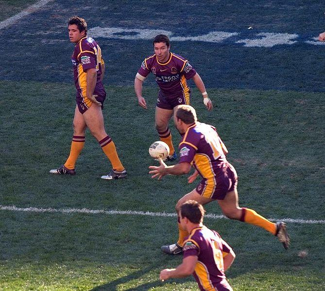 Brisbane Broncos NRL team