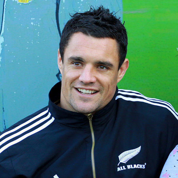 Great playmaker Dan Carter