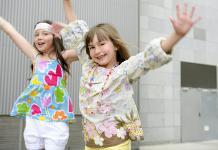 Fashion for kids... in all its stylish glory