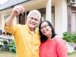 How to buy your future home to truly enjoy the golden years