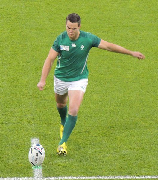 Jonathan Sexton will be on the Irish rugby tour