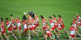 AFL team the Sydney Swans