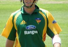 Australian cricket captain TIm Paine