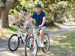 What are the health benefits of cycling