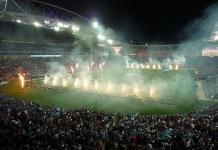 State of Origin at ANZ stadium
