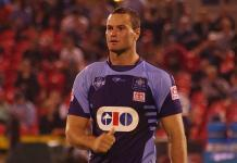 Blues Origin captain Boyd Cordner