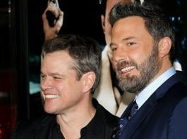The intensity of Good Will Hunting ended up injuring Matt Damon