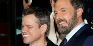 The intensity of Good Will Hunting ended up injuring Matt Damon
