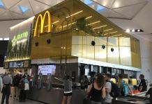 McDonald's has unveiled its new 'kitchen in the sky' design