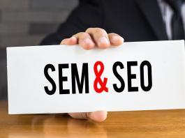 What's the difference between SEO and SEM?