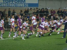 NRL team the Melbourne Storm