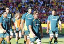 Wallabies players