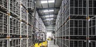 Warehouse inventory system