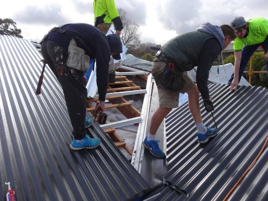 Roof Restoration & Repairs