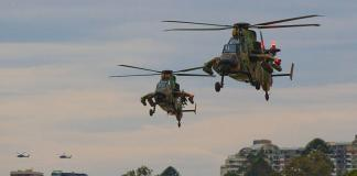 Law changes to make it easier for ADF to respond to terror threats