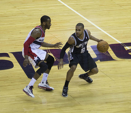 John Wall Patty Mills
