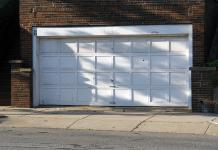 What are the real dangers of using a garage door that is too old