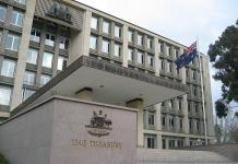 Treasury secretary John Fraser to be replaced by Philip Gaetjens
