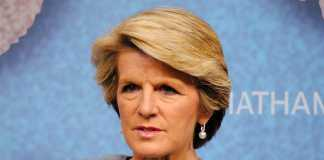 Julie Bishop urges USA not to act too friendly with Russia
