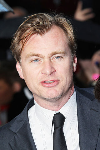 Nolan at the 2013 European film premiere of Man of Steel