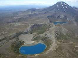 Experience the natural wonders of Tongariro National Park