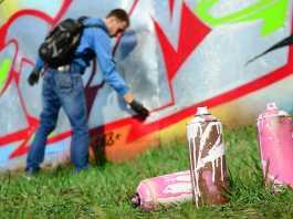 How to prevent graffiti vandalism